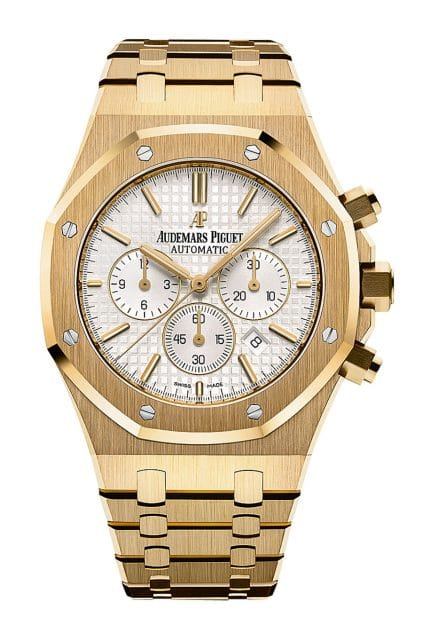 Audemars Piguet: Royal Oak Chronograph
