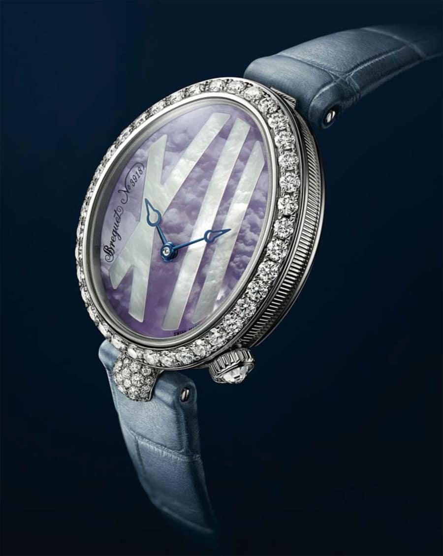 Breguet: Reine de Naples Princesse Mini 9818