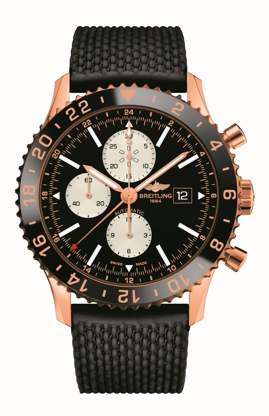 Breitling: Chronoliner Limited Edition