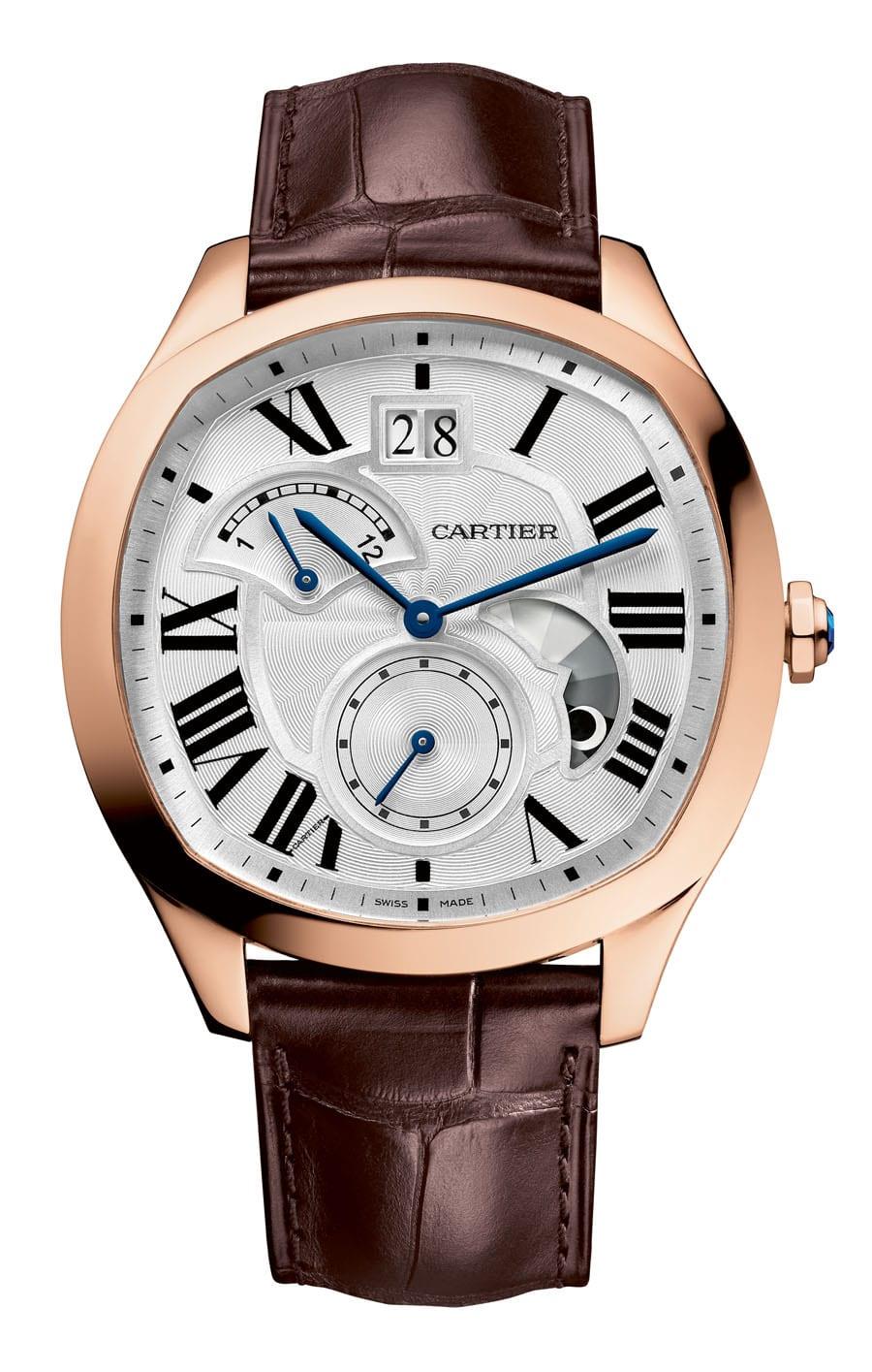 Cartier: Drive de Cartier in Roségold