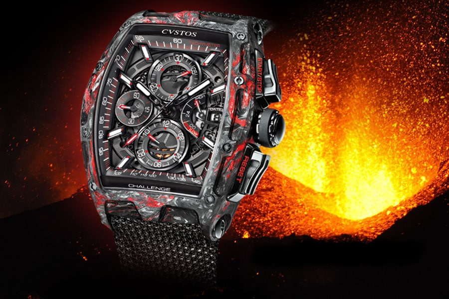 Custos: Challenge Chrono 2 Carbon Honolulu