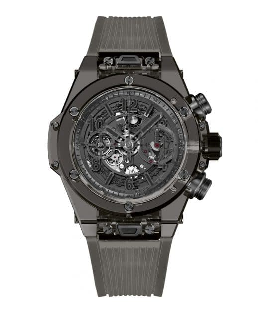 Hublot: Big Bang Unico Sapphire All Black