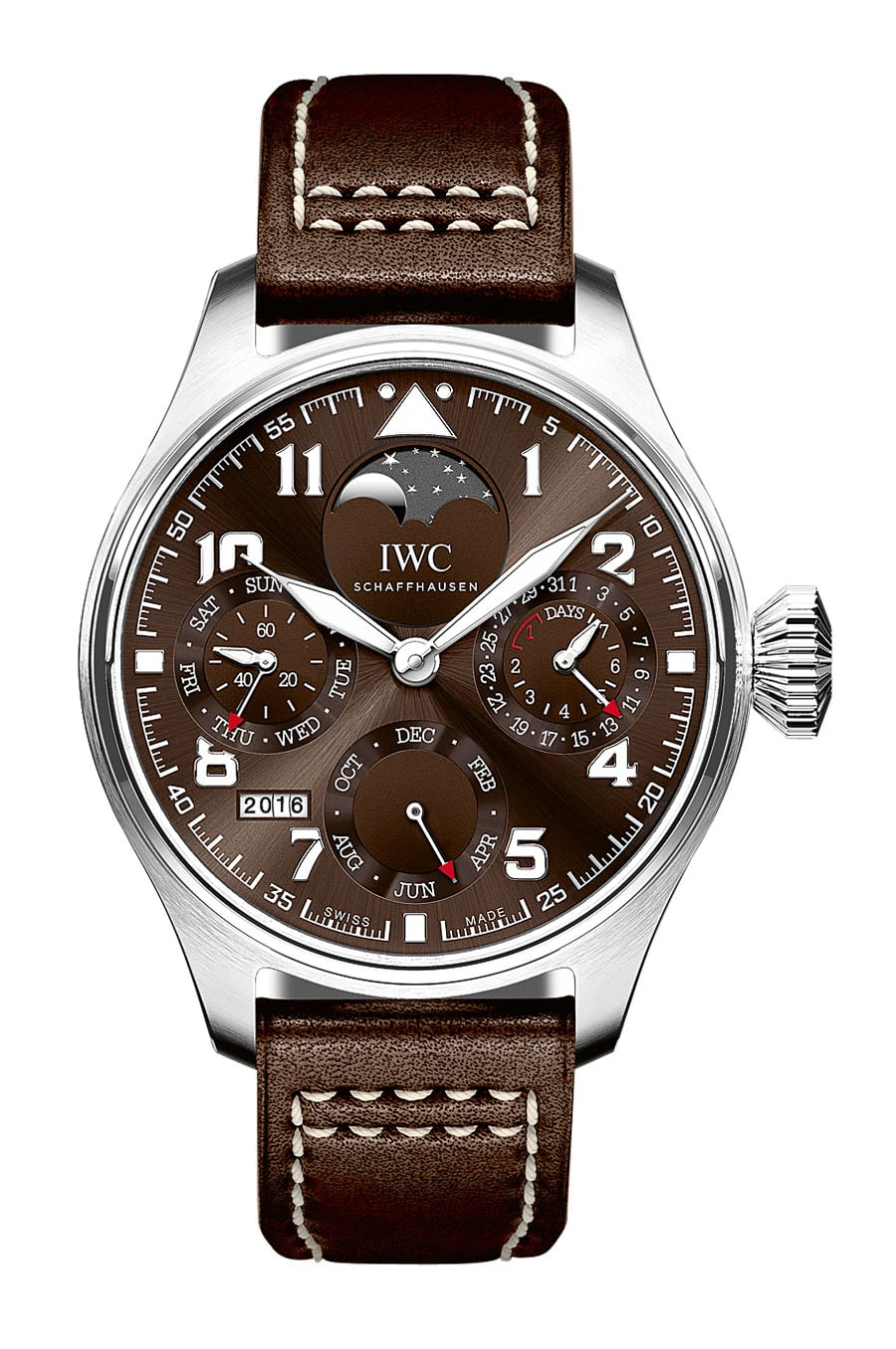 "IWC: Big Pilot's Watch Perpetual Calendar Edition ""Antoine de Saint Exupéry"""