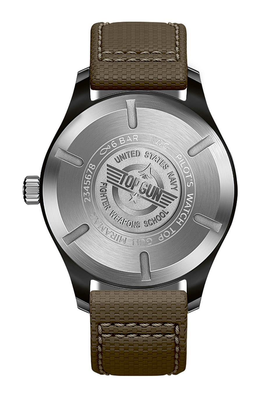 IWC: Pilot's Watch Chronograph Top Gun Miramar