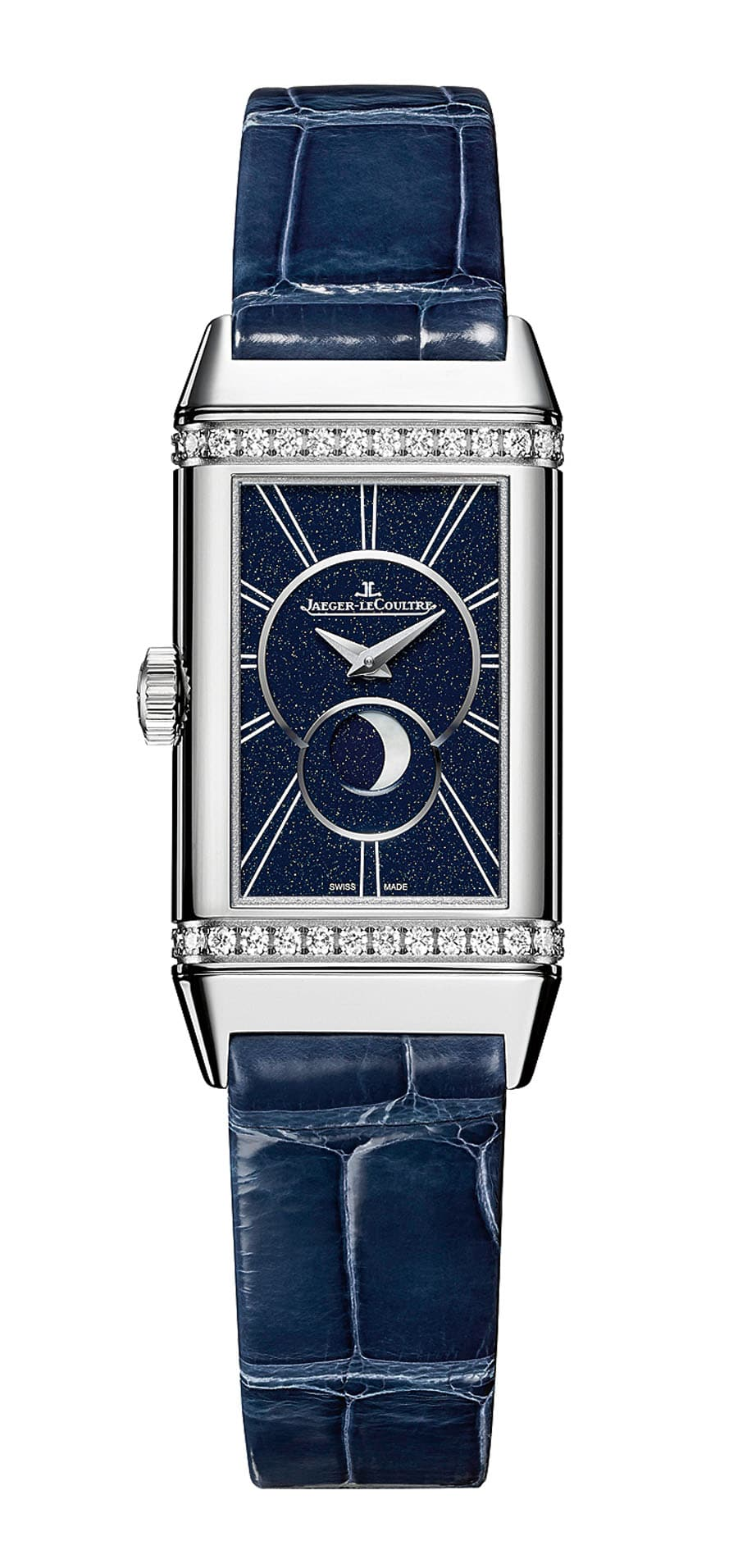 Jaeger-LeCoultre: Reverso One Duetto Moon