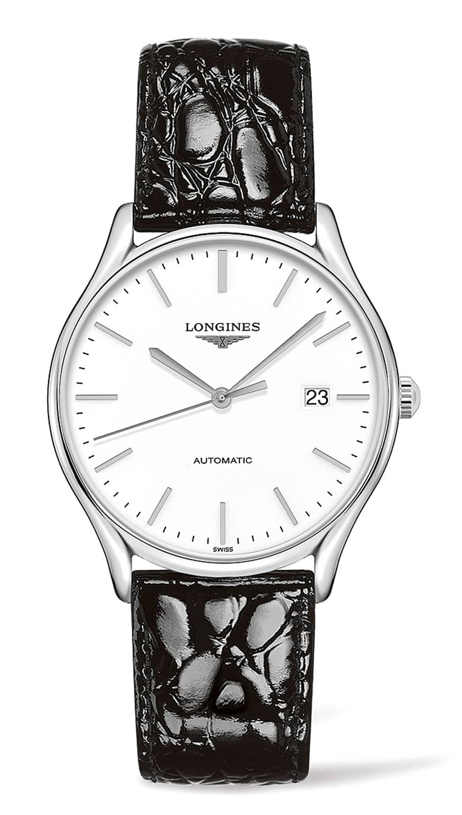 Longines: Lyre in Edelstahl