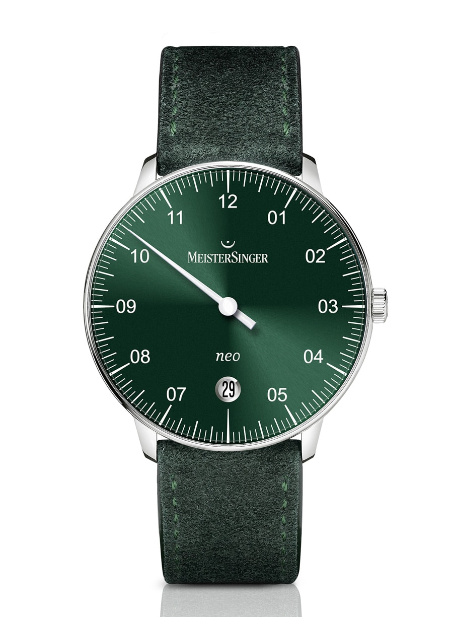 Meistersinger: Neo in Rensing Green