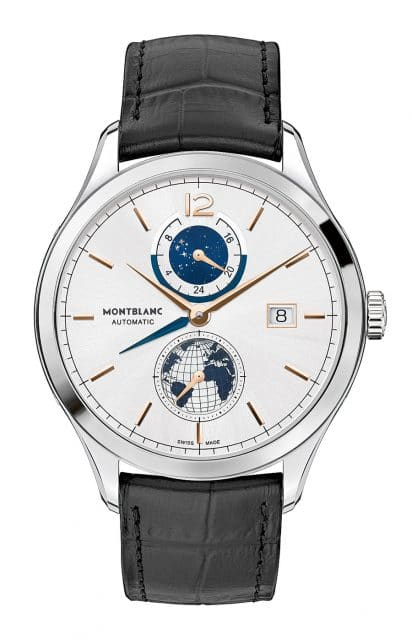 Montblanc: Heritage Chronométrie Dual Time Vasco da Gama
