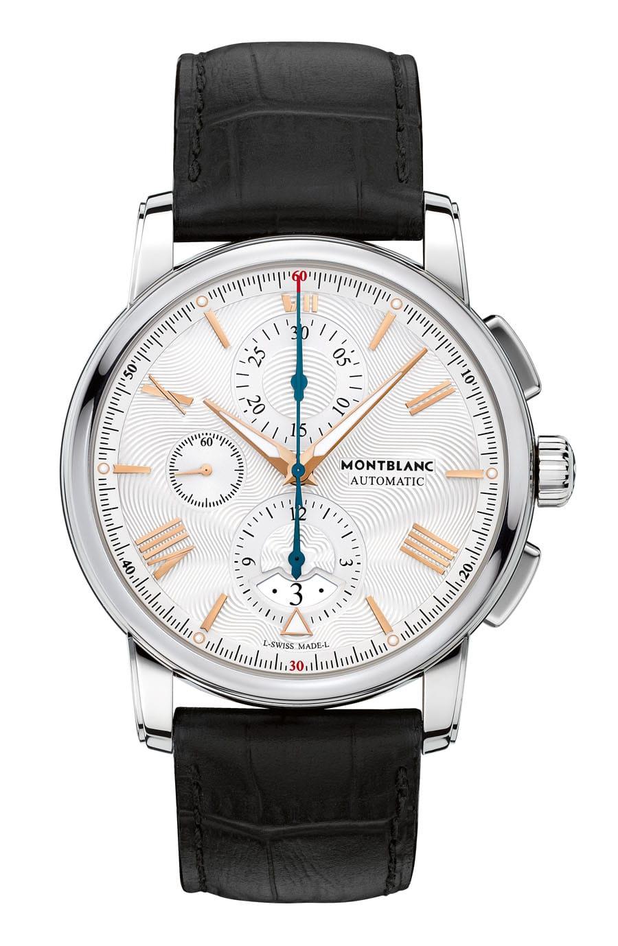 Montblanc: 4810 Chronograph Automatic