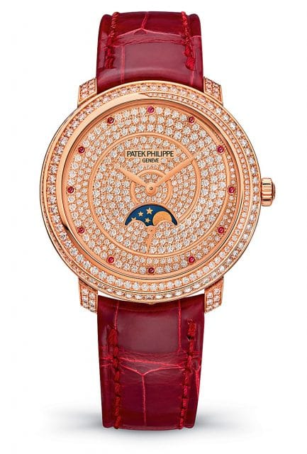 Patek Philippe: Patek Philippe: Complication Referenz 4968