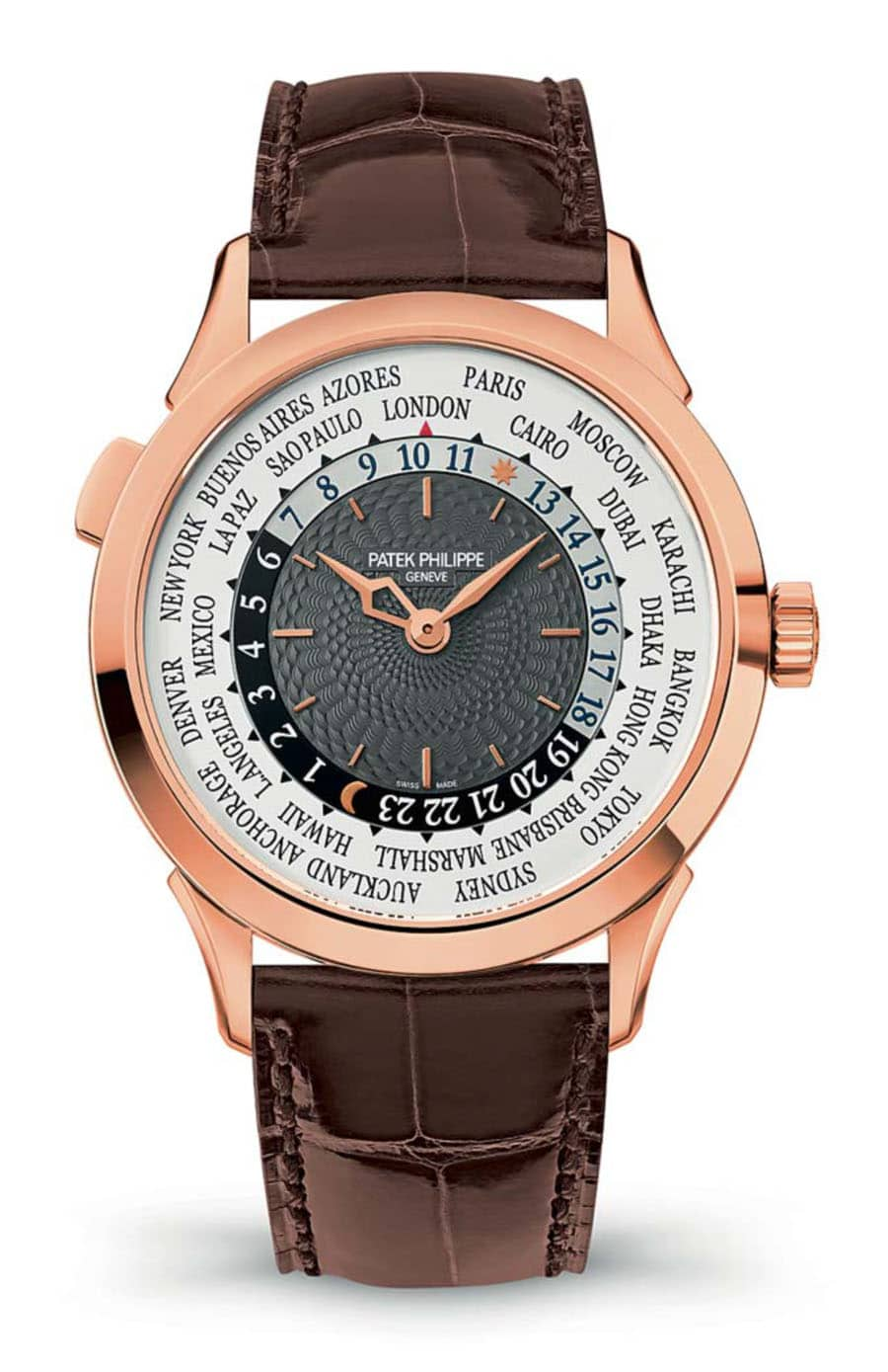 Patek Philippe: Complication Referenz 5230 in Roségold
