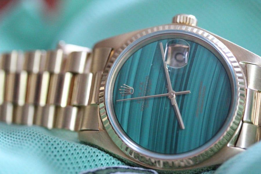 Rolex Datejust Referenz 16018