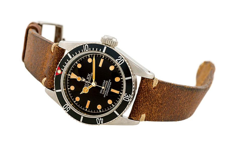 Rolex: Submariner aus dem Jahr 1959