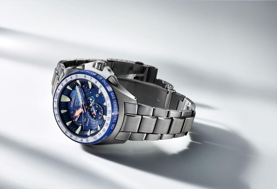 Die Uhr fürs Extreme: Die neue Seiko Prospex Marinemaster GPS Solar Dual Time SSF001