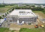 In Frankfurt-Sossenheim entsteht das neue Firmengebäude von Sinn Spezialuhren