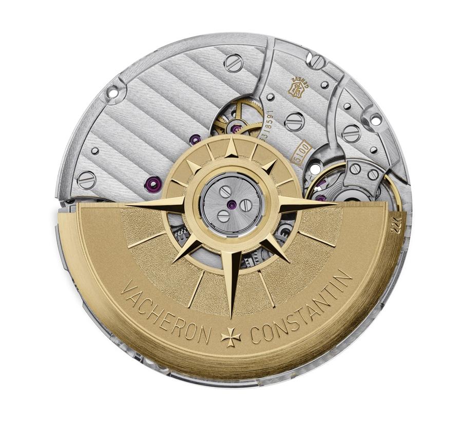 Das neue Automatik-Kaliber 5100 von Vacheron Constantin