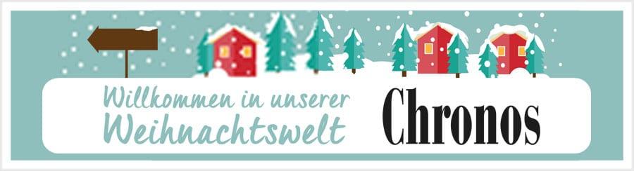 Weihnachtswelt 2016 Chronos