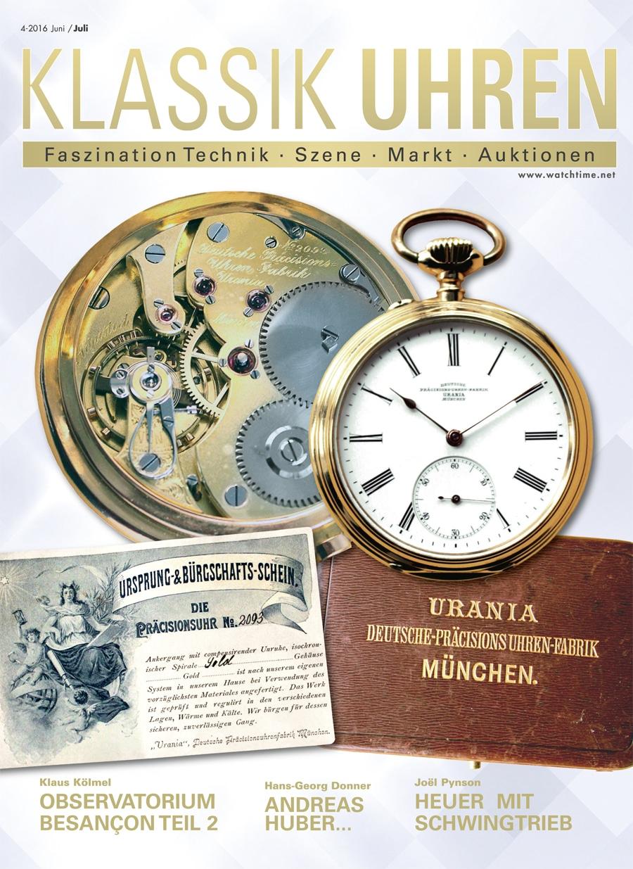 Klassik Uhren 4.2016