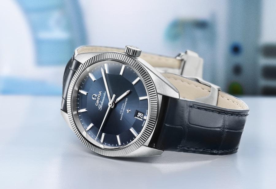 Omega: Constellation Globemaster Co-Axial Master Chronometer
