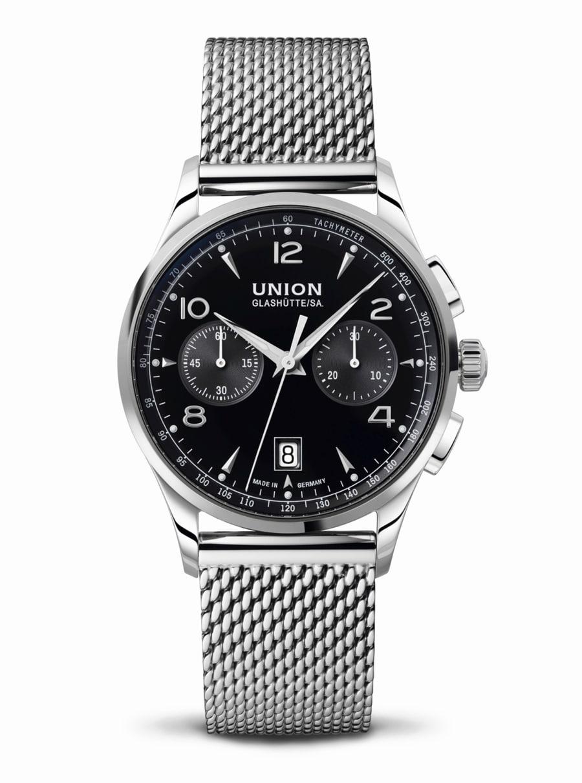 Union Glashütte: Noramis Chronograph