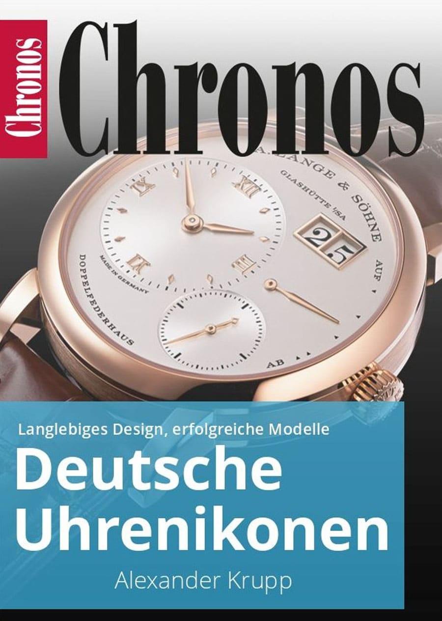 Das E-Book bei Amazon.de: Deutsche Uhren-Ikonen