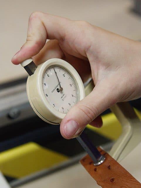 Armbandmanufaktur Kaufmann Messung