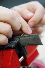 Armbandmanufaktur Kaufmann Sattlernaht