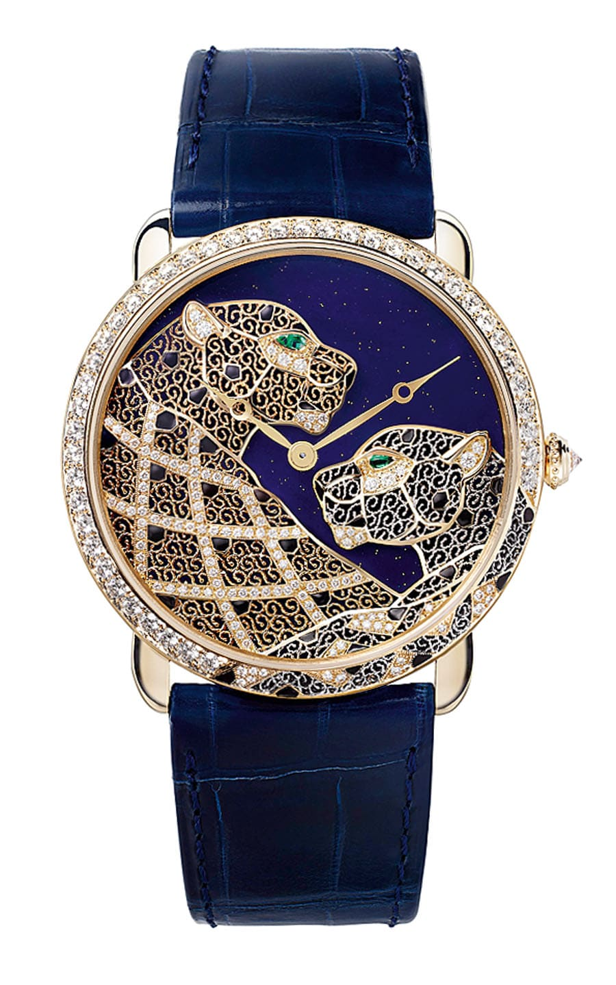 Cartier: Ronde Louis Cartier Filigrane