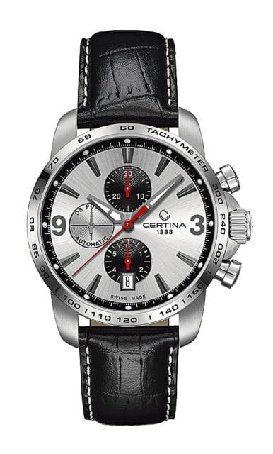 Certina: DS Podium Chrono Automatik