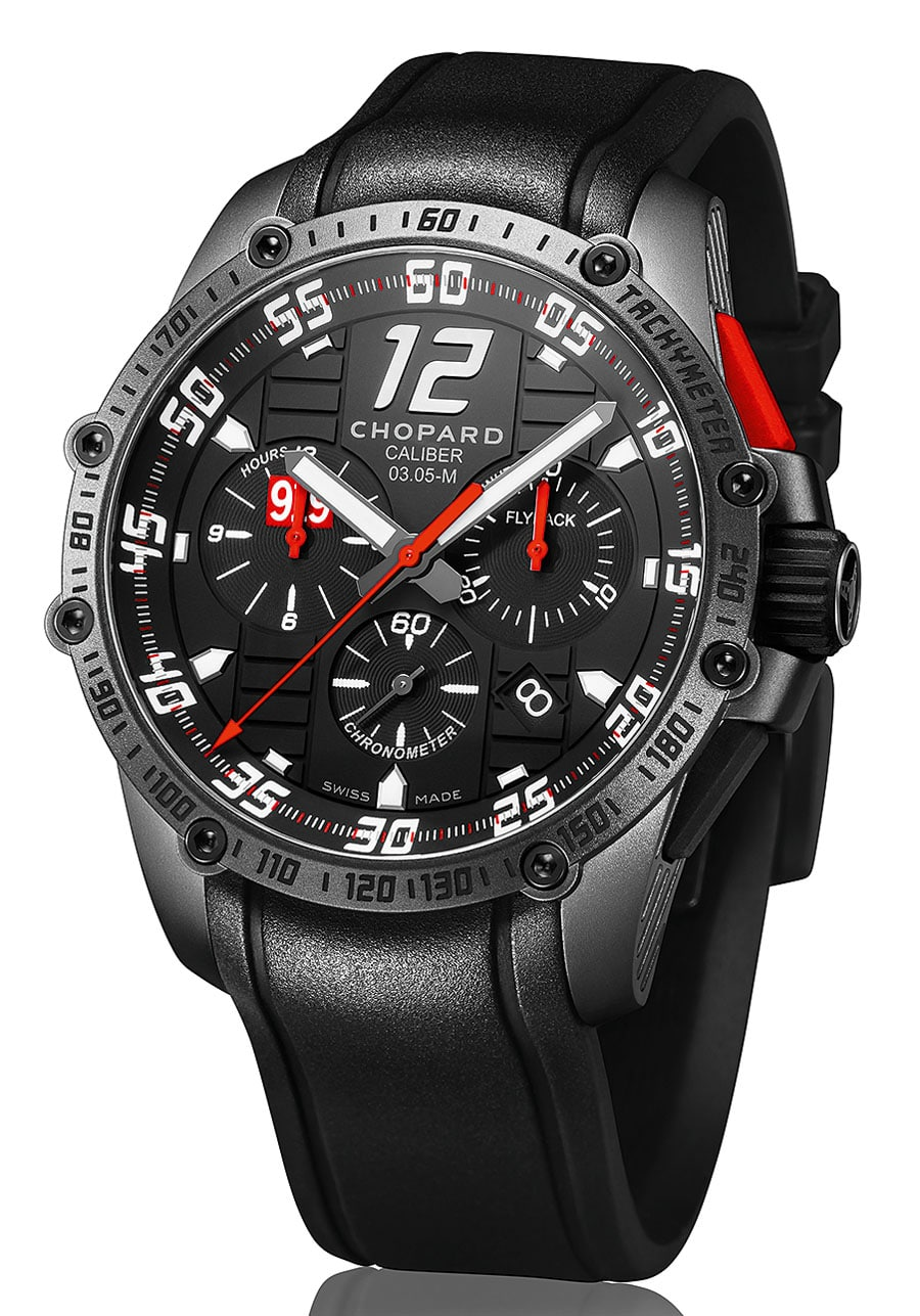 Chopard: Superfast Chrono Porsche 919 Black Edition