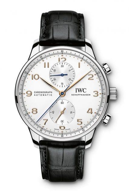 IWC: Portugieser Chronograph