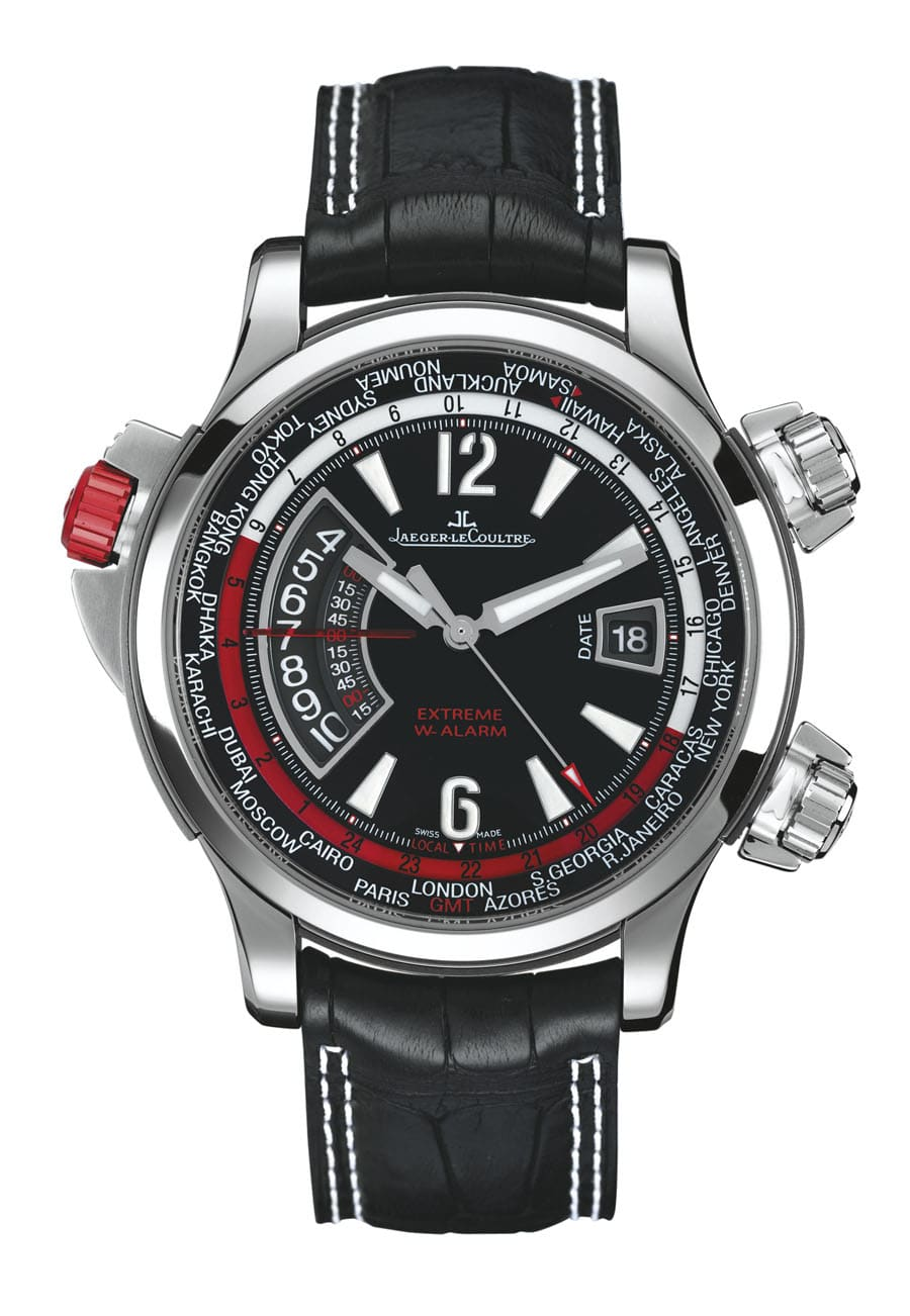Jaeger-LeCoultre: Master Compressor Extreme W-Alarm