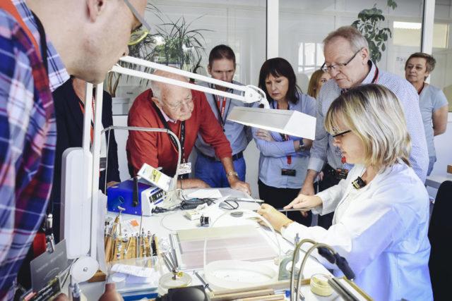 Leserreise Glashütte: A. Lange & Söhne