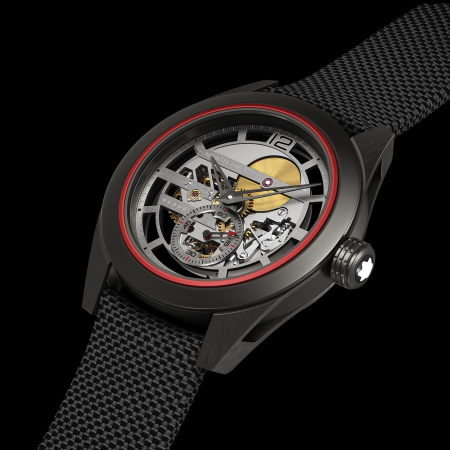 Montblanc: TimeWalker Pythagore Ultra-Light Concept