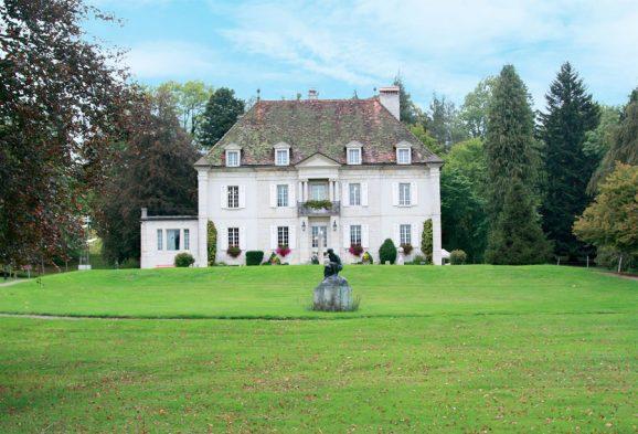 Musée d'Horlogerie du Locle im Château des Monts