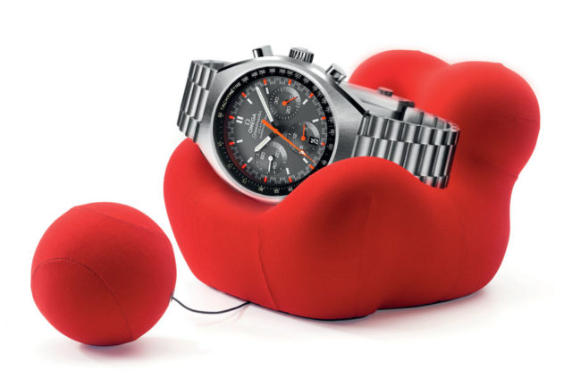 Omega: Speedmaster Mark II