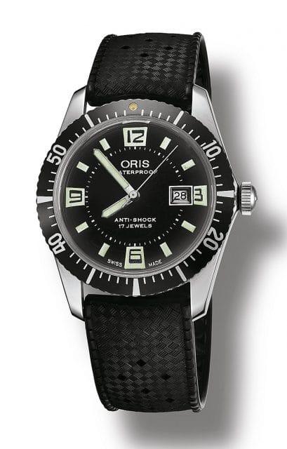 Oris: Divers Sixty-Five - historische Uhr