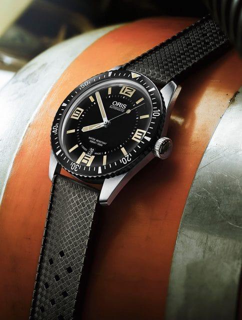 Oris: Divers Sixty-Five - aktuelles Modell