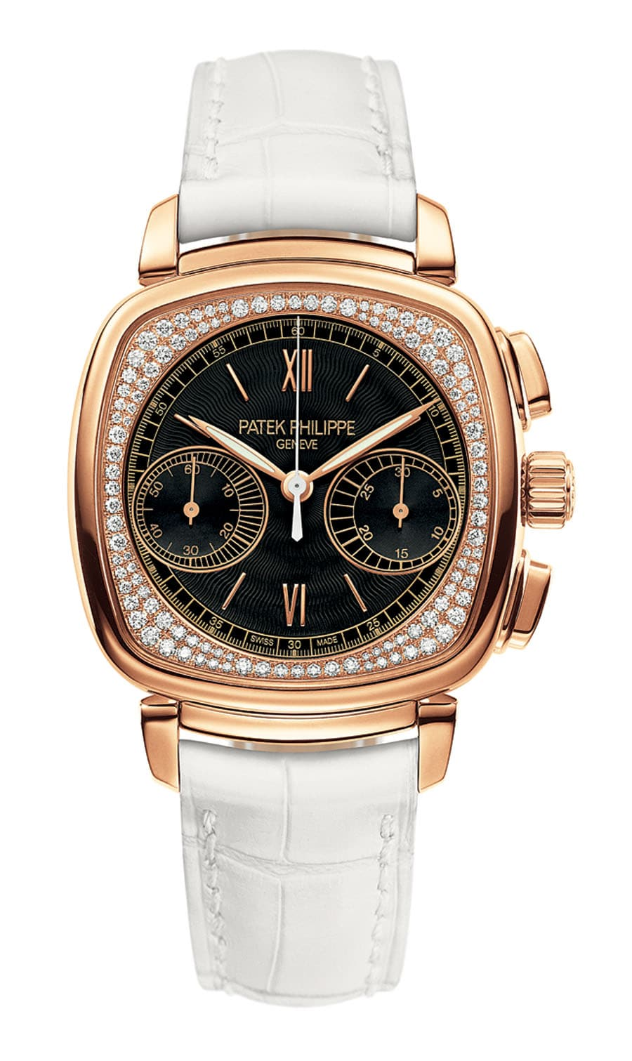 Patek Philippe: Ladies First Chronograph » Das Uhren ...