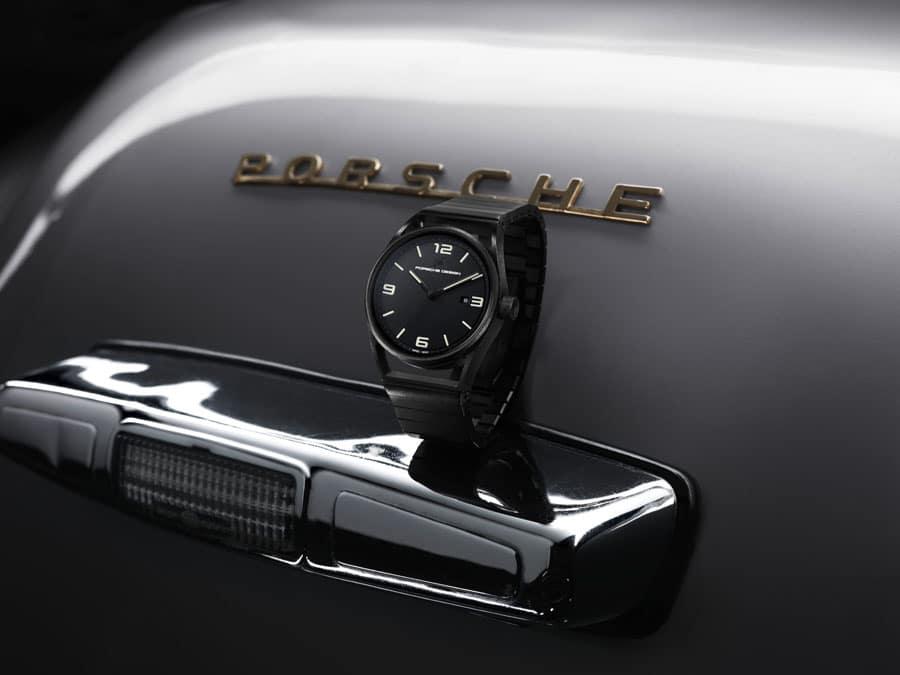 Porsche Design: 1919 Datetimer Eternity Black Edition