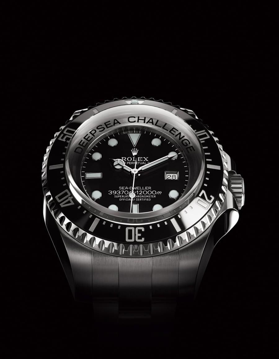 Rolex Deepsea Challenge, 2012
