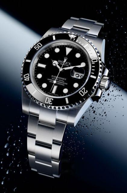 Rolex: Submariner - aktuelles Modell