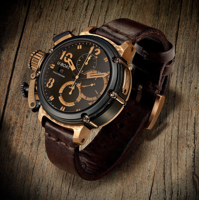 U-Boat Chimera Chrono B&B