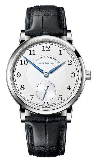 Uhren-Ikonen und ihre Alternativen: A. Lange & Söhne Lange 1815