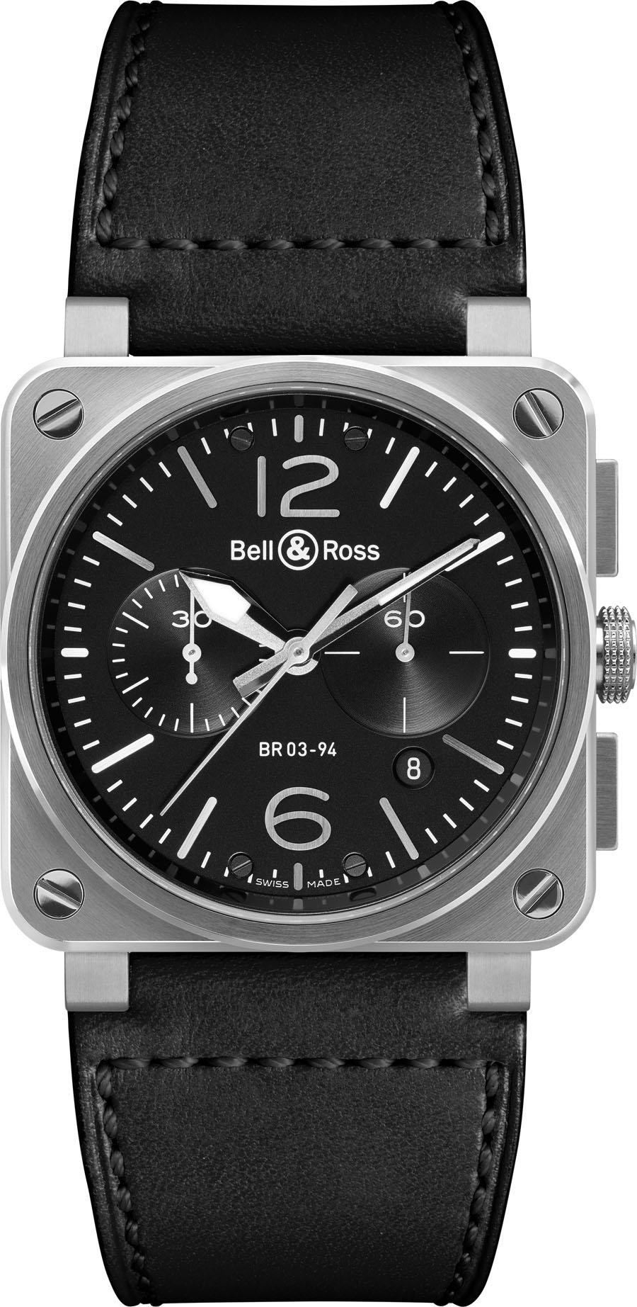 Uhren-Ikonen und ihre Alternativen: Bell & Ross BR03-94
