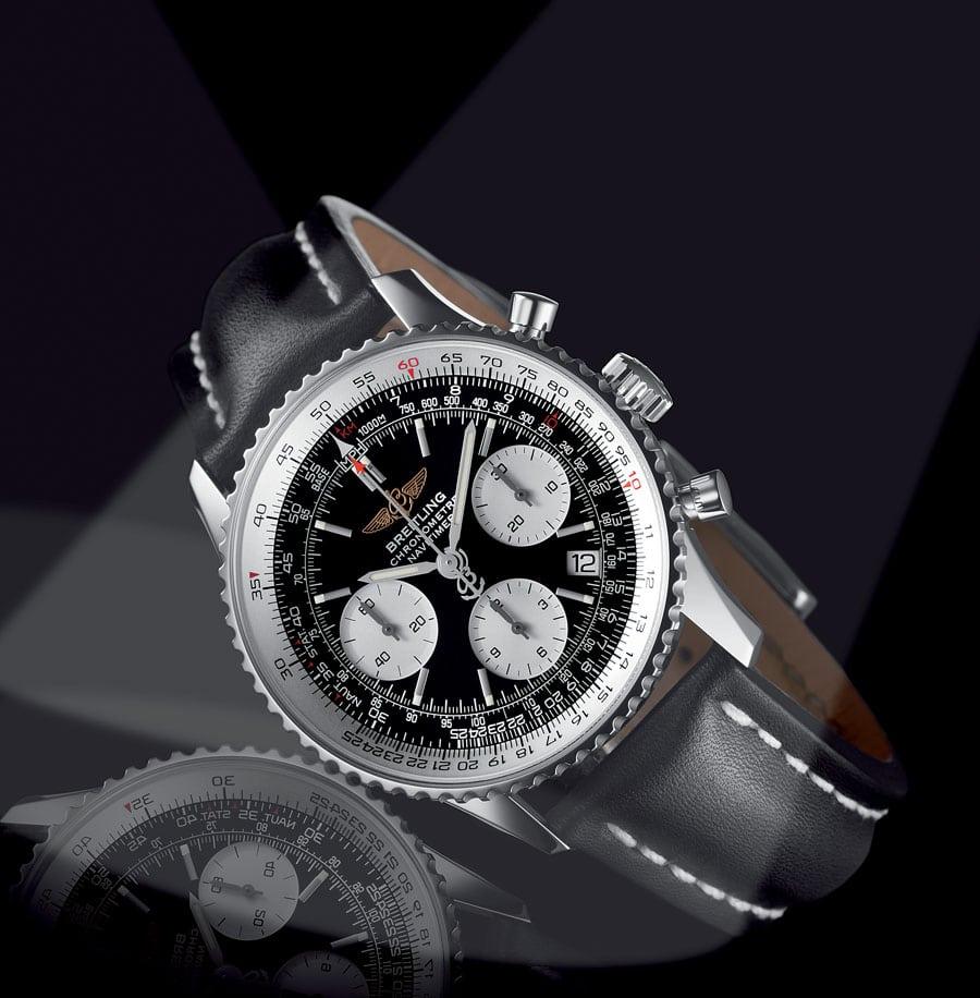 Uhren-Ikone #2: Breitling Navitimer