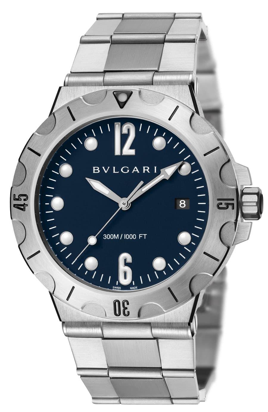 Uhren-Ikonen und ihre Alternativen: Bulgari Diagono Scuba