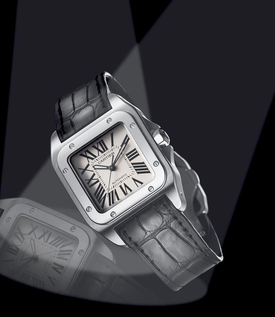 Uhren-Ikone #10: Cartier Santos