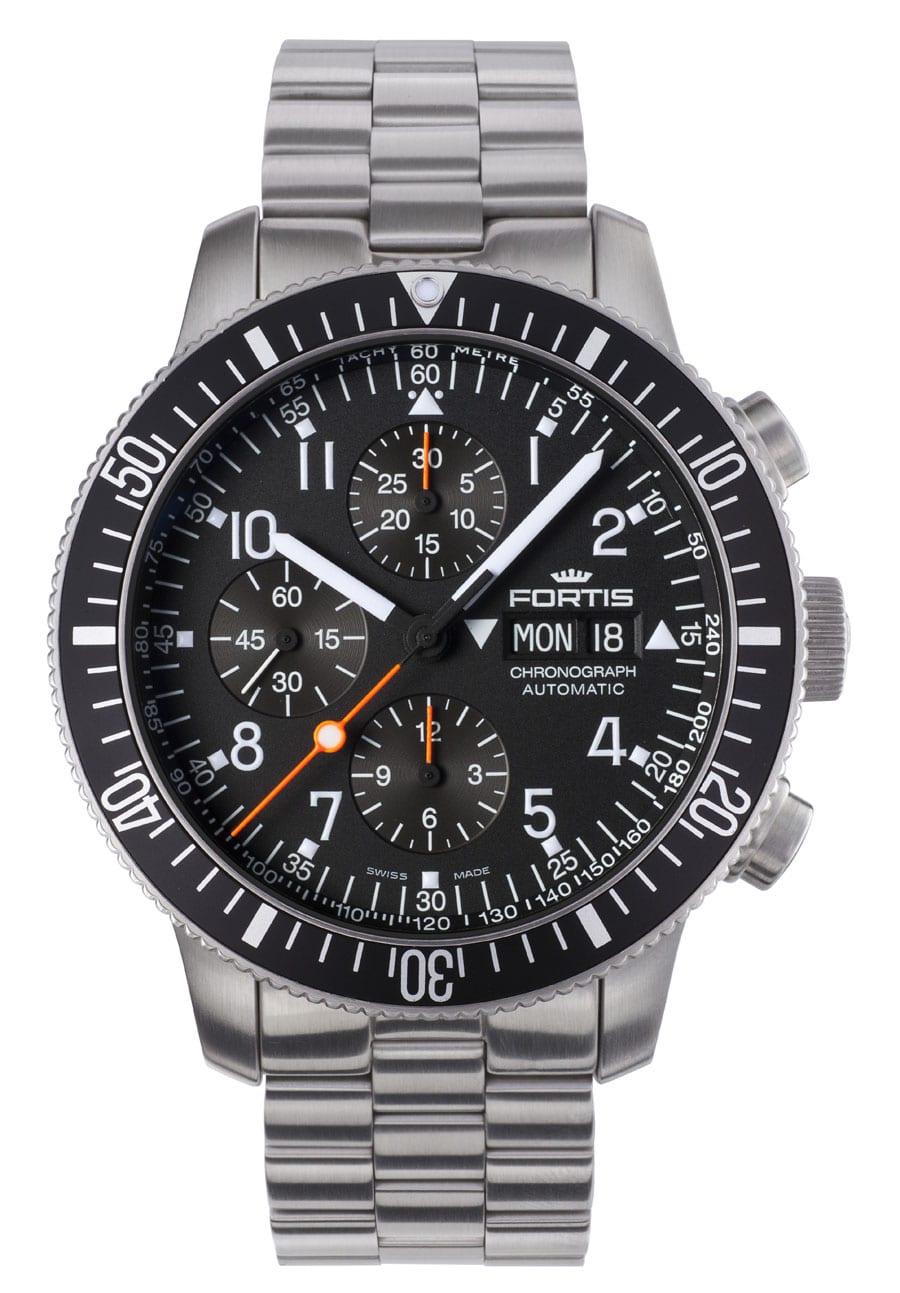 Uhren-Ikonen und ihre Alternativen: Fortis B 42 Official Cosmonauts Chronograph