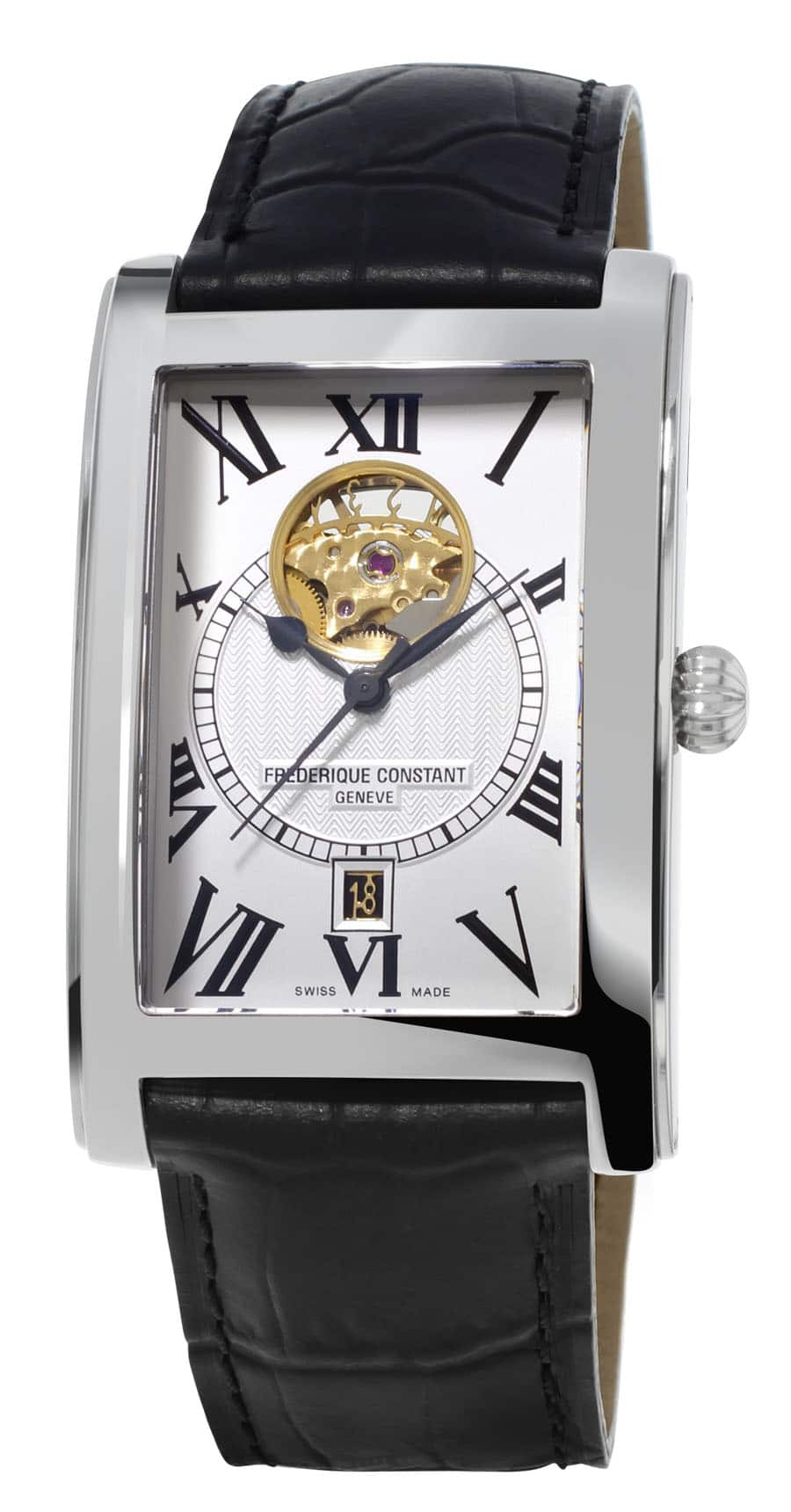 Uhren-Ikonen und ihre Alternativen: Frédérique Constant Classics Carree